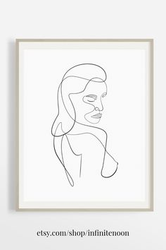 Barcelona Abstract Line Art City SINGLE CANVAS WALL ART Picture Print VA