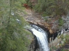 View of Top of Foster Falls