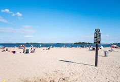 21 New York City secrets you didn't know existed  Orchard Beach & Boardwalk Bronx