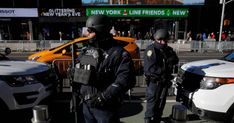 Dogs, snipers and bag-checks: NYC plans to keep Times Square revelers safe on New Year's Eve - NBC News