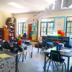 Here's a view of a classroom at Colegio Menor in Quito where SED seniors are student teaching this semester. Do you notice any similarities to American classrooms? Let us know in the comments below #bused #studyabroad