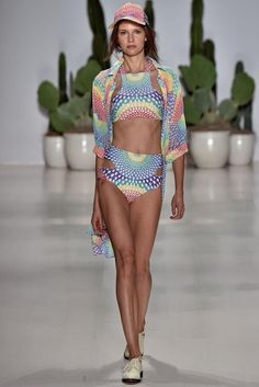 Mara Hoffman Spring 2015 Ready-to-Wear - Collection - Gallery - Look 18 - Style.com