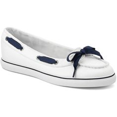 Sperry Hailey Boat Shoe ($40) ❤ liked on Polyvore