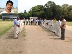 On field collision proves fatal for young cricketer