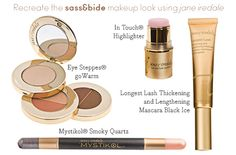 jane iredale products :: get the look 2013 :: www.janeiredale.com.au / makeup blog
