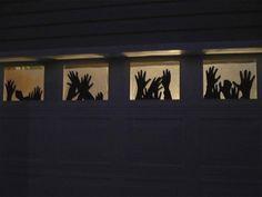 Scary Outdoor Halloween Decor - iVillage