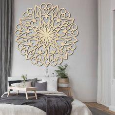 Mandala, Tapestry, Mirror, Furniture, Home Decor, Rhinestones, Decorating, Hanging Tapestry, Homemade Home Decor