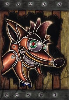 Steampunk Tribal- Crash Bandicoot Emoticonos 14c689d0856ad