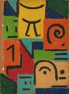 Untitled von Paul Klee 1930-1939