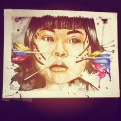 Watercolor/ Yanonami
