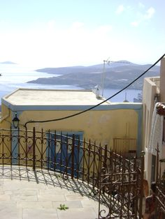 Syros view