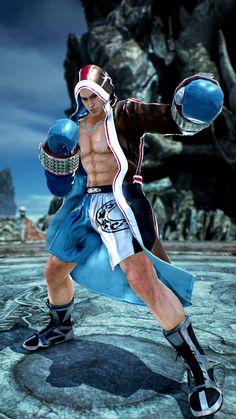 Tekken 7 FR Steve Fox