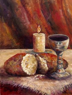 Maundy Thursday Service will be held at Cedar Grove United Methodist Church pm Directions: Hooper Avenue to Bay Avenue (make a right) Church is located on corner of Bay and Cedar Grove. Communion Bread And Wine, Maundy Thursday Service, Easter Paintings, Christmas Paintings, In Remembrance Of Me, Wine Painting, Prophetic Art, Wine Art, Our Daily Bread