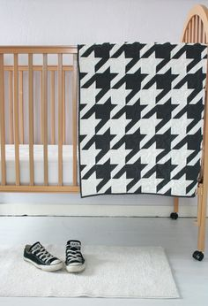 houndstooth quilt V and Co