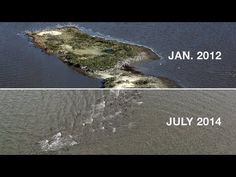 Thanks to the BP oil disaster, this Louisiana barrier island is washing away | Idealist Revolution