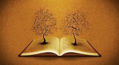 Verše, ktoré je treba čítať dvakrát (Kniha, 2x imaginárny strom)