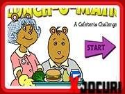 Arthur's Lunch-o-Matic – Help Arthur make sure students get healthy meals in the school cafeteria. Pbs Kids Games, Games To Play, Teacher Notes, Get Healthy, Healthy Meals, School Lunch, Cartoon Kids, Challenges, Animation