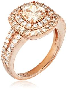 MgTree 2mm Rose Gold Silver 2PCS a Set Stainless Steel Sand Blast Finish Engagement Rings Women Girls Sizes 4 to 10