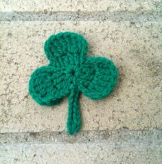 Coco and Cocoa: shamrock pins