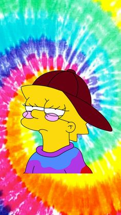 Simpson Wallpaper Iphone, Trippy Wallpaper, Wallpaper Pc, Lisa Simpsons, Painted Skateboard, Dream Drawing, Anne With An E, Beer Pong Tables, Aesthetic Wallpapers