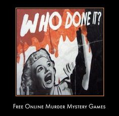 Murder Mystery Games