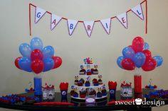 Sweet Design by Leilane Borges: Festa Pocoyo