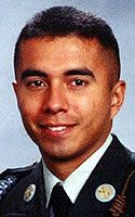 Army Sgt. Daniel Torres  Died February 4, 2005 Serving During Operation Iraqi Freedom  23, of Fort Worth, Texas; assigned to the 2nd Battalion, 7th Infantry Regiment, 3rd Infantry Division, Fort Stewart, Ga.; killed Feb. 4 when an improvised explosive device hit his vehicle in Bayji, Iraq.