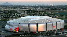 Arizona Cardinals Stadium  Glendale, Arizona