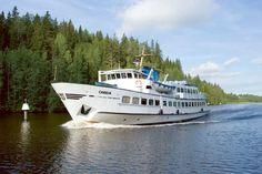 Etelä-Karjalan nähtävyydet MS Karelia vie Lappeenrannasta Saimaan kanavaa pitkin Pietariin – eikä viisumia tarvita.