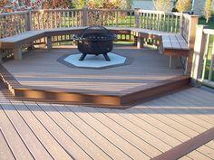 #Latitudes 2010 Best #Deck Contest Winner by Latitudes #Composite Decking & Railing