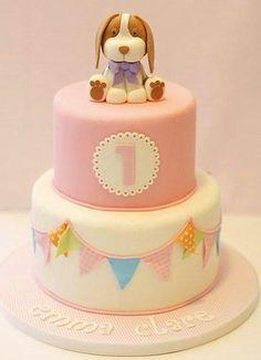 Sherwood Puppy Birthday CakesBaby