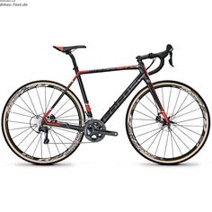 Der belastbare, leichte CycloCross Bike Carbon Rahmen ist nach dem neuesten Stand der Technik gefertigt. Das Layup der Carbon Fasern wurde sorgfältig