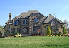 Plan W29560NT: Photo Gallery, European, French Country, Corner Lot, Luxury House Plans & Home Designs