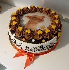 Dětský dortík ozdobený obrázkem z jedlého papíru se Ftefanem :-) Birthday Cake, Food, Birthday Cakes, Essen, Yemek, Cake Birthday, Birthday Sheet Cakes, Meals