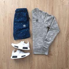 "5,648 Me gusta, 66 comentarios - Junho (@mrjunho3) en Instagram: ""Warm on top, cool on the bottom. Is it spring yet? Shorts & Sweater: @adidasoriginals Shoes:…"""