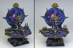 James Wappel Miniature Painting: The rise of Lustria?