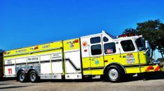 Nice Rescue Truck Fire Dept, Fire Department, Cool Fire, Bug Out Vehicle, Fire Equipment, Rescue Vehicles, Emergency Response, Fire Apparatus, Search And Rescue