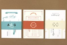 Using a Belly band is a beautiful way to tie your wedding stationery together while wowing your guests upon receiving your invitation. Belly bands are a great way to keep your Invitations and Inserts neatly together without the use of an inner envelope.