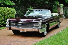 1966 Cadillac Deville Convertible Cadillac Ct6, Cadillac Eldorado, Convertible, Vintage Cars, Antique Cars, Car Colors, Station Wagon, Hot Cars, Car Parking