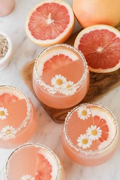grapefruit mezcal paloma recipe