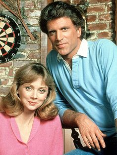 """Ted Danson & Shelley Long, """"Cheers"""""""