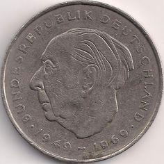 Motivseite: Münze-Europa-Mitteleuropa-Deutschland-Deutsche-Mark-2.00-1970-1987-Theodor Heuss