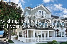 All the time! Check out my board: Lovely House Ideas