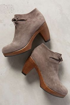 Coclico Nanette Clog Booties