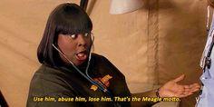 The Donna Meagle Way | #ParksandRec