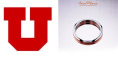 This half round platinum band is available at a discount through Sunday. Will it advance? #GoUtes