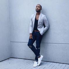 Men's Fashion : Photo