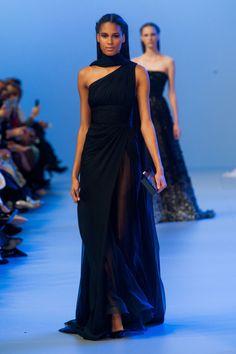 Défile Elie Saab Haute couture Printemps-été 2014 - Look 42