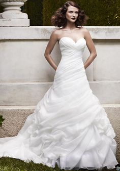 Casablanca Bridal 2064 Wedding Dress - The Knot