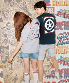 Nam Joo Hyuk and Lee Seong Kyeong by Jung Dong Hyun for Nylon Korea April 2016 Nam Joo Hyuk Lee Sung Kyung, Sung Joon, Korean Actresses, Korean Actors, Korean Dramas, Lee Sung Kyung Wallpaper, Nam Joo Hyuk Wallpaper, Weightlifting Kim Bok Joo, Joon Hyung